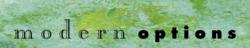 Modern Options                                  title=