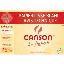 Canson Technique Drawing Paper Packs