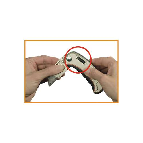 Ecobra Professional Retractable Cutter