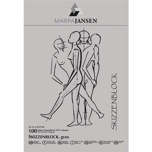 Marpa Jansen Kraft Paper Pads