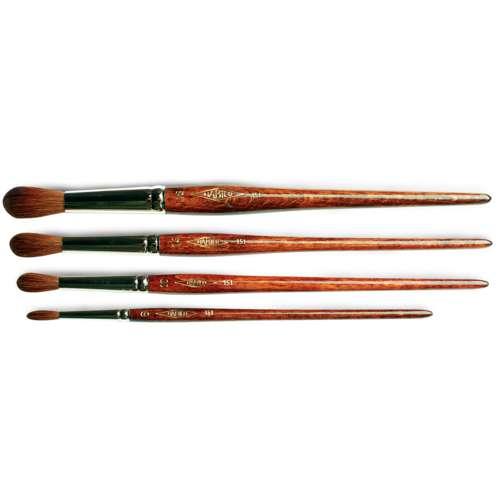 Habico Lasur Oil Brushes Series 151