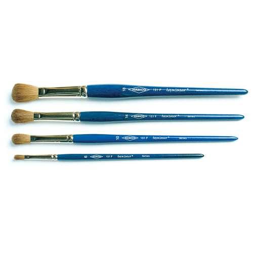 Habico Aqualasur Brushes Series 151F