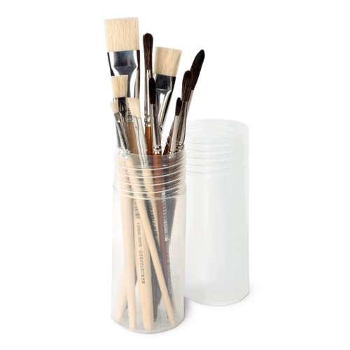 Gerstaecker School Brush Tube Set
