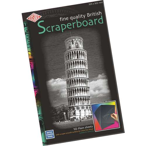 Original English Scraper Boards