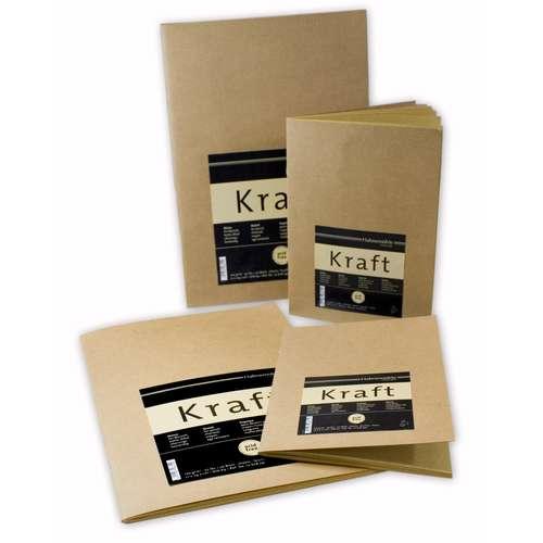 Hahnemuehle Kraft Paper Sketchbooks
