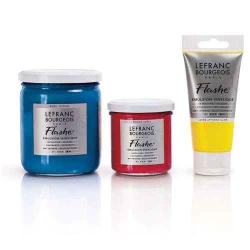 Lefranc & Bourgeois Flashe Vinyl Acrylic Paints