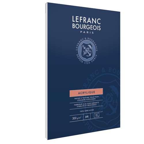 LEFRANC & BOURGEOIS acrylic paper