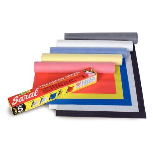 Saral Wax-Free Transfer Paper Rolls