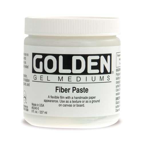 Golden Fibre Paste