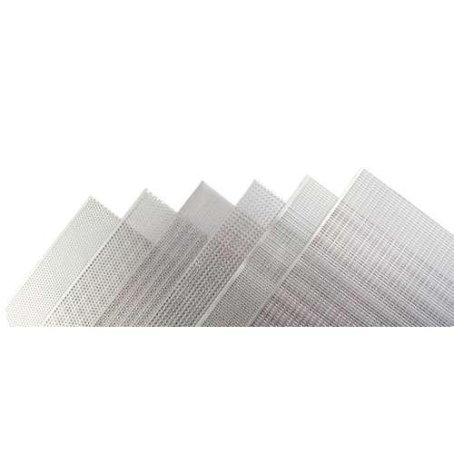 Perforated Aluminium Sheets