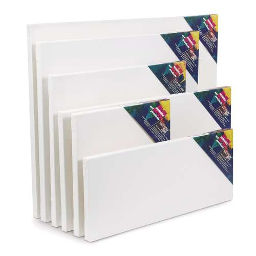 Honsell Cotton 300 Stretched Canvases