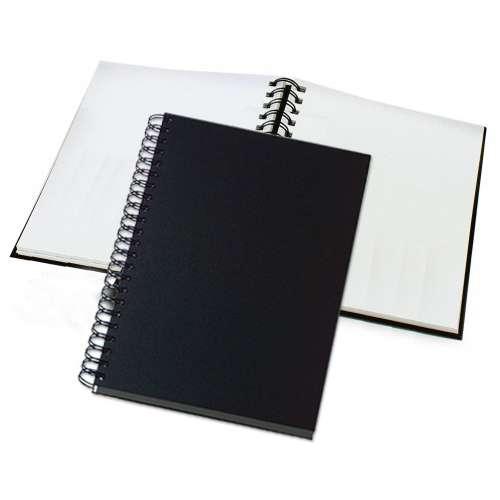 Hahnemuehle Spiral-Bound D&S Sketchbooks
