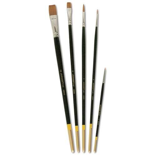 Jaxhair Acrylic Brush Set