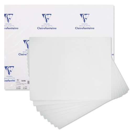 Clairefontaine Acrylic Special Paper Packs