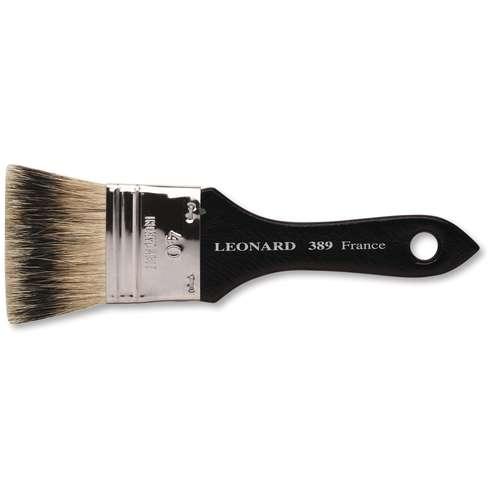 Léonard Spalter Brushes Series 389