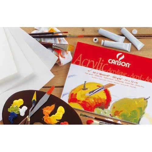Canson Montval Acrylic Painting Paper