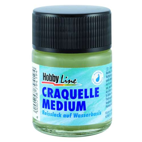 Hobby Line Craquelle Crackle Medium