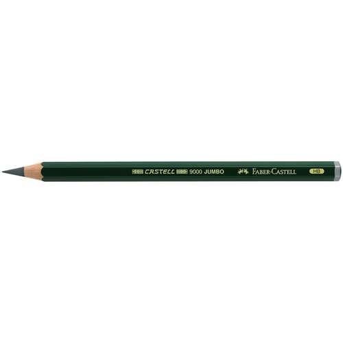 Faber-Castell 9000 Jumbo Pencils