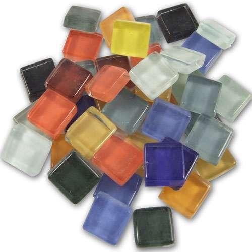 Soft Glass Mosaic
