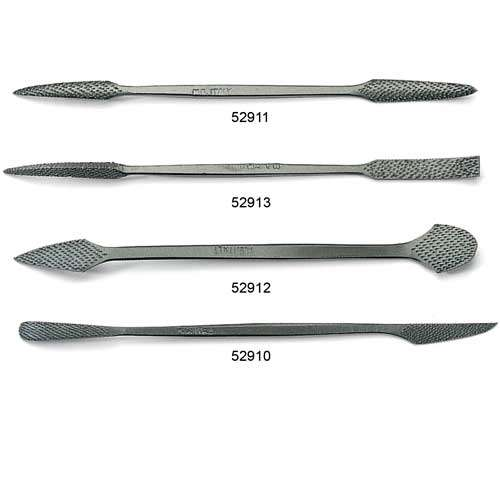 Short Double-Ended Rifflers