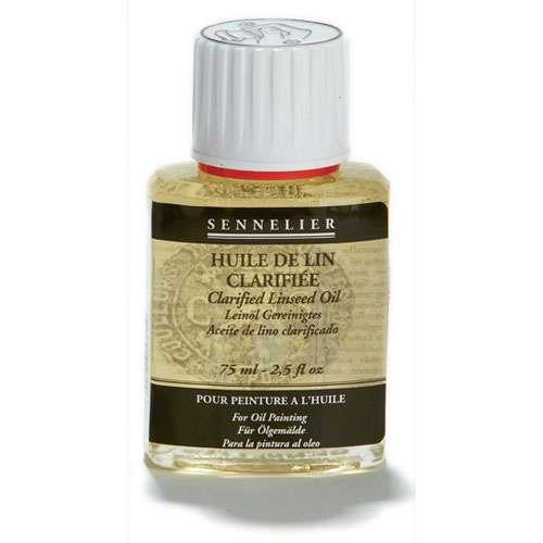 Sennelier Clarified Linseed Oil