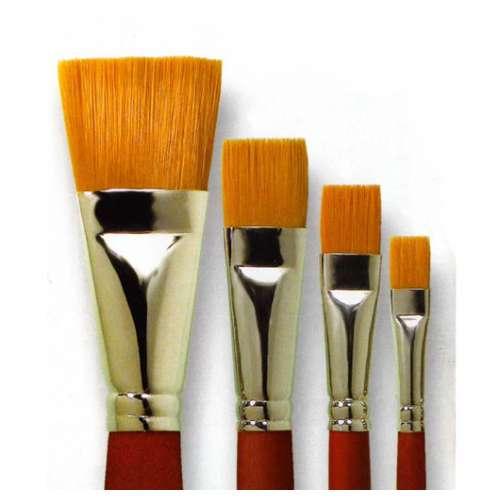 Léonard Series 1580 PL Flat Brushes