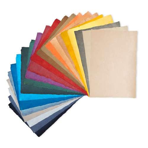 Lokta Coloured Handmade Paper
