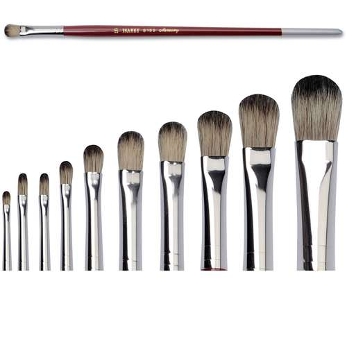Isabey Memory Oil Brushes Series 6159
