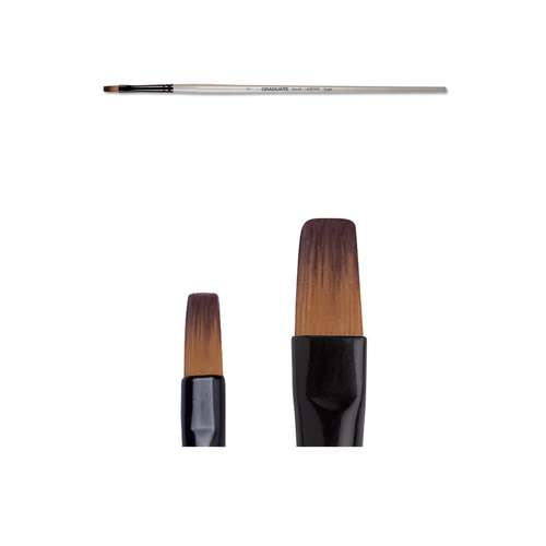 Daler-Rowney Graduate Synthetic Bright Brush
