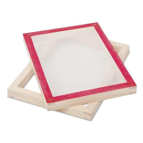 Hardwood Paper Making Frame