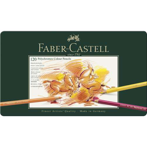 Faber-Castell Polychromos Artists' Colour Pencil Sets