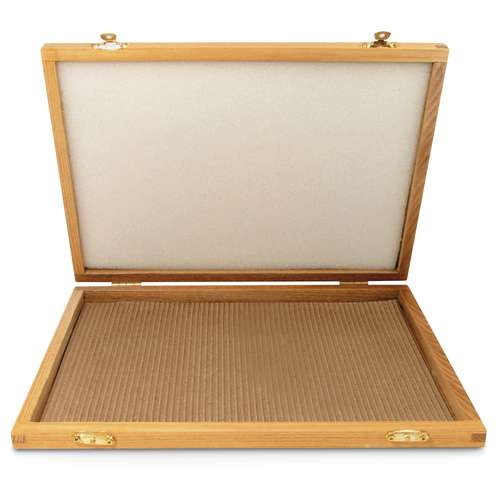 Wooden Box for Pastels