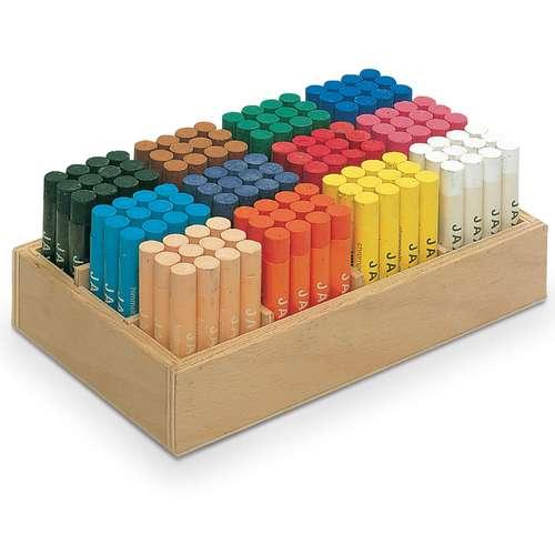 Jaxon Oil Pastels School Set