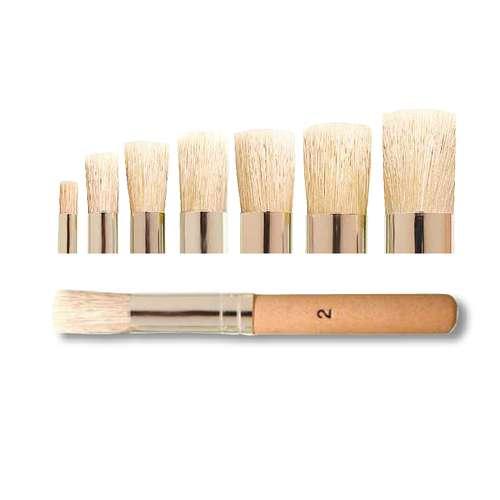 Léonard Series 397 Stencil Brushes