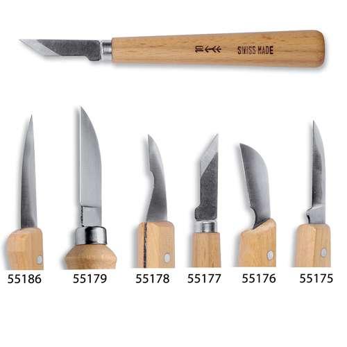 Pfeil Carving & Notching Knives