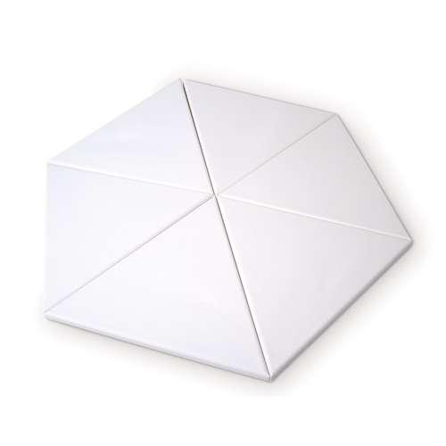 Honsell Triangular Canvas Sets