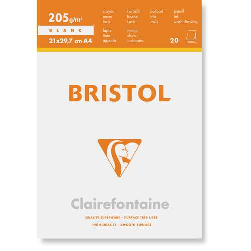 Clairefontaine Bristol Board Paper