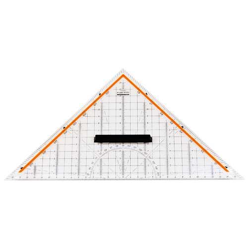 Rumold Geometric Set Squares
