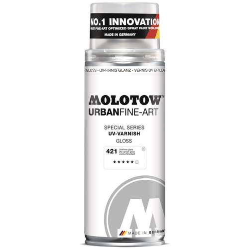 Molotow Urban Fine Art Special UV Spray Varnish