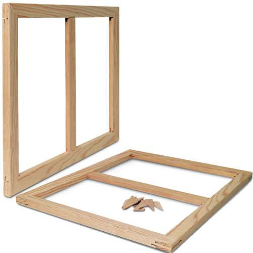 Gerstaecker Excellence Canvases Stretcher Frames - French Formats