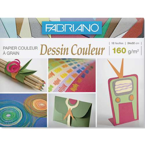 Fabriano Coloured Paper Pack