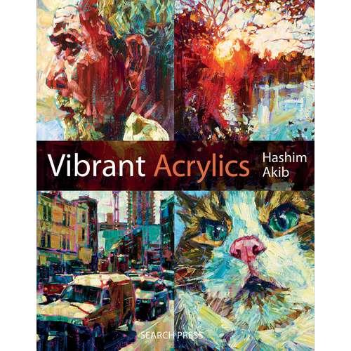 Vibrant Acrylics by Hashim Akib