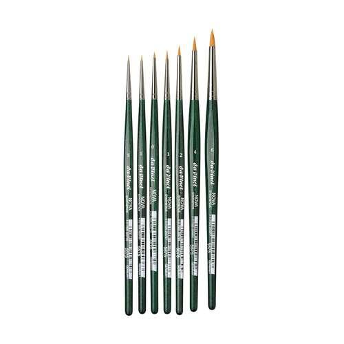 da Vinci Extra Short Retouching Brushes Series 5575
