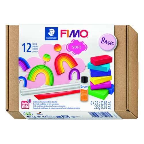 Staedtler Fimo Soft Basic Set