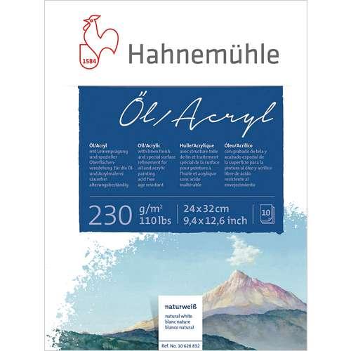 Hahnemuehle Oil & Acrylic Blocks