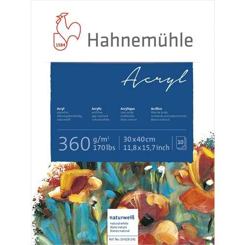 Hahnemuehle Acrylic Painting Blocks