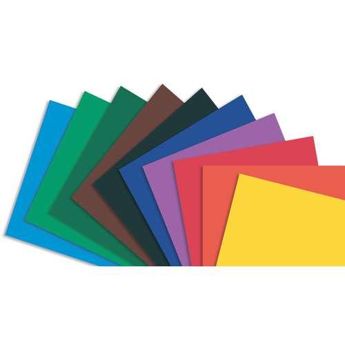 Folia Coloured Card Pack