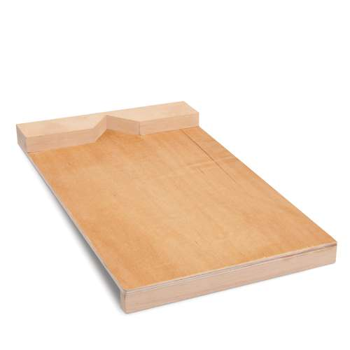 Gerstaecker Wooden Cutting Board