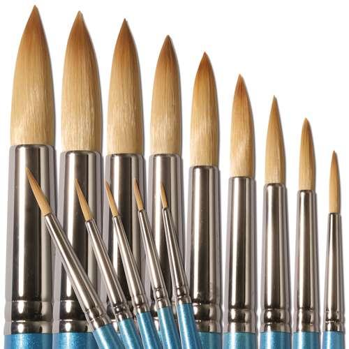 Daler Rowney Aquafine Round Brush Series 85