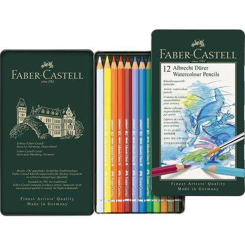 Faber-Castell Albrecht Duerer Watercolour Pencil Sets